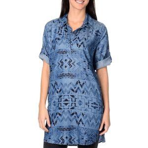 Philosophy Aztec Dress